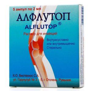 Алфлутоп: аналоги препарата