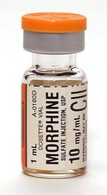 Морфин: инструкция по применению обезболивающего