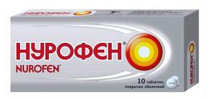 Нурофен от зубной боли