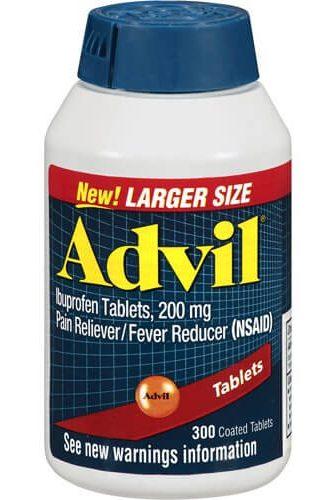 Адвил: инструкция по применению таблеток