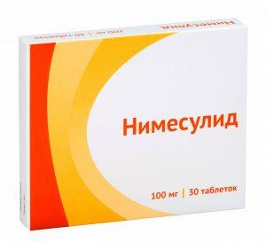нимесулид инструкция по применению таблетки