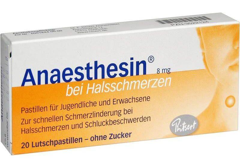 Анестезин: инструкция по применению таблеток, раствора, мази, капель, порошка, свечей