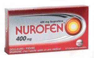 Нурофен при месячных