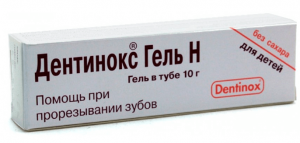 Дентинокс-Н гель