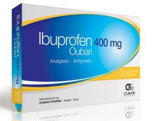 ибупрофен 400 мг инструкция по применению