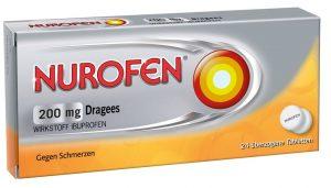 Нурофен не сбивает температуру у ребенка