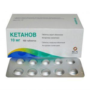 Кетанов передозировка: симптомы, как помочь больному